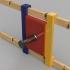 3D Printing Nerd Submission - Adjustable / Multi Use Spool Holder image