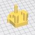 Friction-less Spool Holder For Joel Telling's 3DPN Shelves image