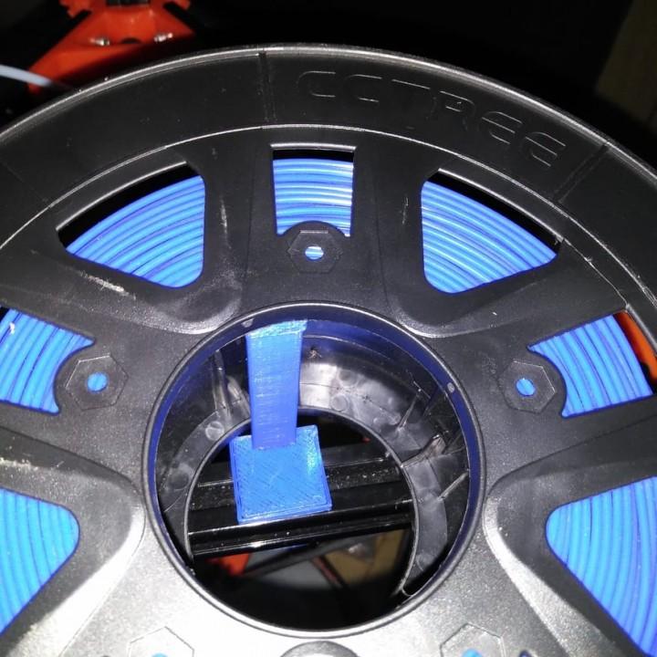 flsun delta filament holder