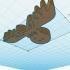 Moose Magnet image