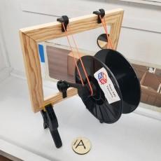 Adjustable Suspended Filament Spool Holder