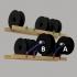 Adjustable Suspended Filament Spool Holder image