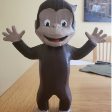 Curious George the Monkey