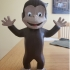Curious George the Monkey image
