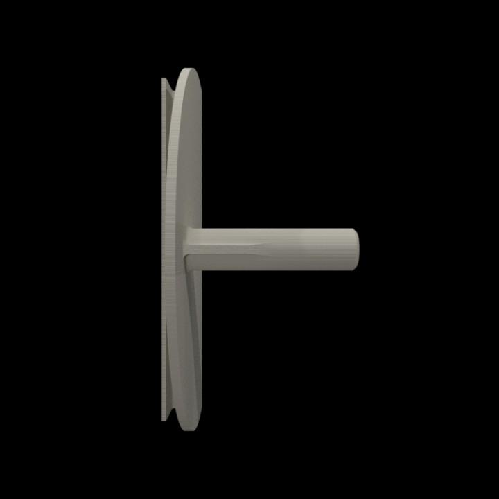 filament spool holder alden marshall 2