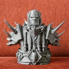 High Overlord Varok Saurfang