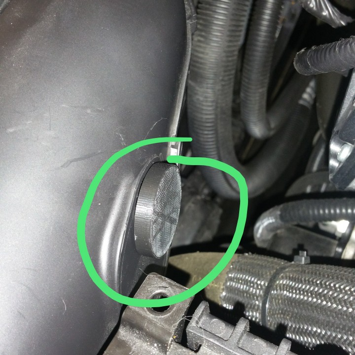 Plug for Ford Fusion 2016