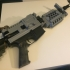 Stoner 96 Airsoft m4 Conversion Kit image