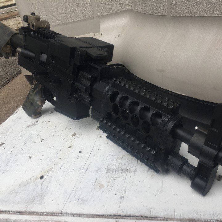 Stoner 96 Airsoft m4 Conversion Kit