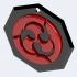 Trivium Keychain or Pendant image