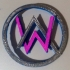 Alan Walker Pendant or Keychain image