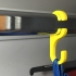 Dreamfarm compatible hook for IKEA STUGVIK image