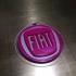 Fiat keychain image