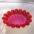 wavey bowl frilly vase image