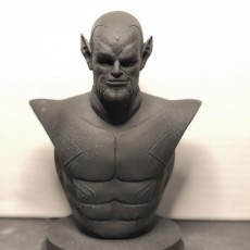 Marvels Skrull Bust