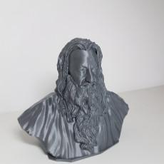 Picture of print of Gandalf vs2