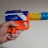 """Flamer"" barrel mod for NERF Reflex IX-1 image"
