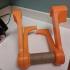3D Printing Nerd - Shelf Spool Holder image
