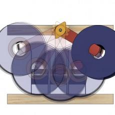 Practical spool holder