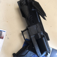 Picture of print of Expeditious Dart: Borderlands 2 Pistol
