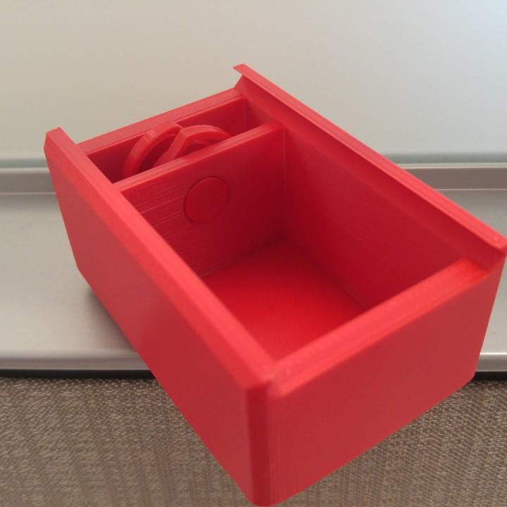 Radbox -- Puzzle box