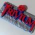 Trivium Keychain or pendant V3 image