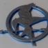 Sinsajo Keychain or Pendant image