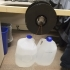 Spool Holder and Filament Separator for 3D Printing Nerd's design competition image