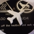 Airplane Silhouette Key Chain image