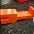 Shelf 3D Filament Spool Holder image