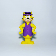 Picture of print of Top Cat - multi-color