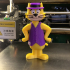 Top Cat - multi-color print image