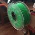 Spool holder for Joel's filament shelves image