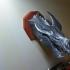 Skyrim Elder Dragon wall Trophy image