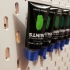 TubeHolder V2 for Ikea Skadis - Color Holder for Large 22ML Tubes V2 image