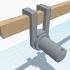 Filament spool holder (Sloth Hanger) image