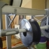 Design 3D printable filament spool holders image
