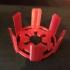 Galactic Empire coaster holder image