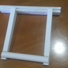 Picture of print of Alex's spool holder