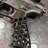 AR-15 Skeleton HexCut Grip Combo image