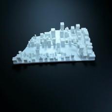 Picture of print of Bridge City