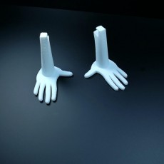 Picture of print of Hi 5 - Double Thumb