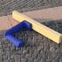 1x2 Wood Filament Spool Holder image