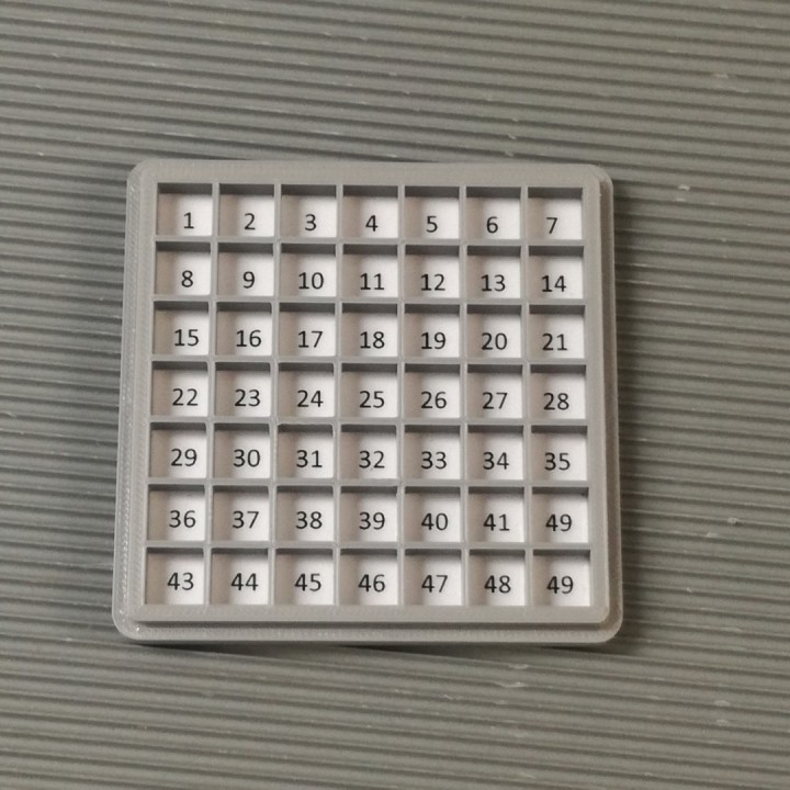 SMD Sorting Container