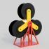 Ferris Wheel Spool Holder image