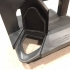 ninja food processor lid flap with support image