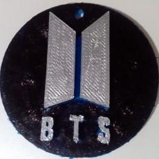 BTS Keychain or Pendant