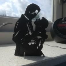 max payne 2 statue