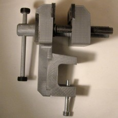 Picture of print of Clamping Vise