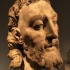 Head of a Christ image